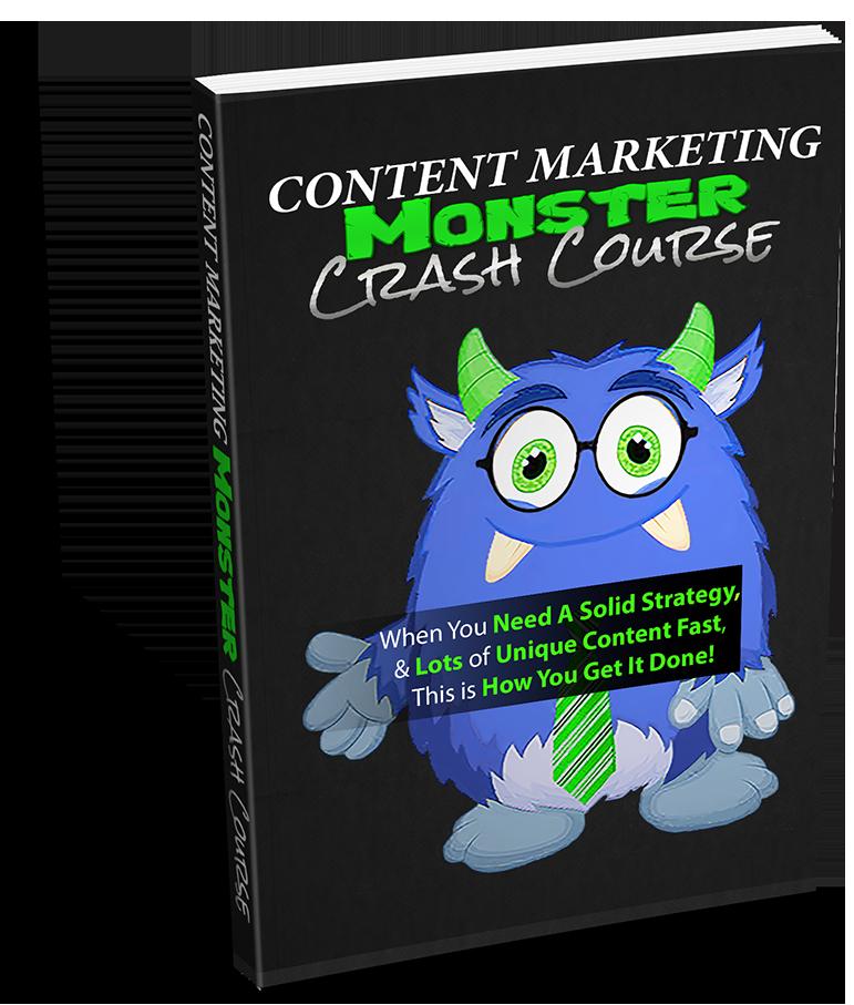 Content Marketing Monster Crash Course